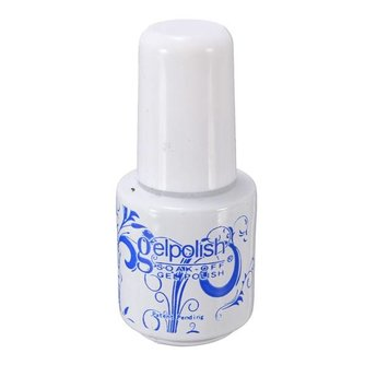 Glanzende Topcoat Nagellak 6 ml
