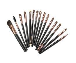 Set Kwasten voor Make-up