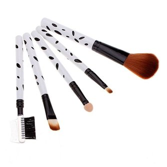 Professionele Make-Up Kwasten Set 5 Stuks