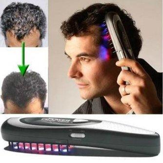 Laserkam tegen Haaruitval