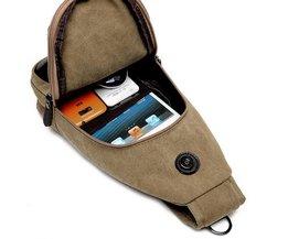 Unisex Messenger Bag