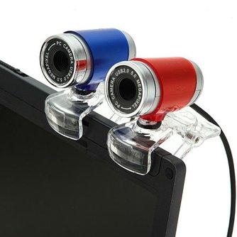Webcam USB 2.0 met 3.0 Megapixel
