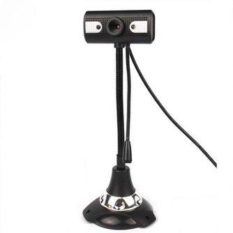Goedkope Webcam met Microfoon