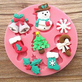 Bakvorm Kerst Voor Taart