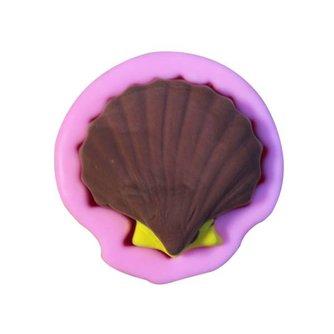 Zeeschelp Siliconen Cakevorm