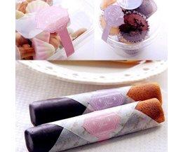 Verpakkingsmateriaal Voor Taart En Cake 50 Stuks