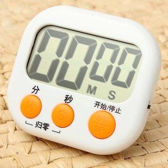 Elektronische Kookwekker met LCD Scherm