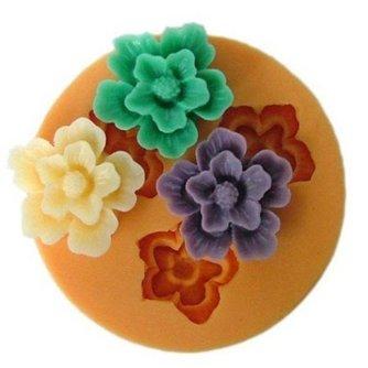 Bloemen Cakevorm van Siliconen