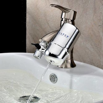 Kraanfilter Voor Haarzuiver Water