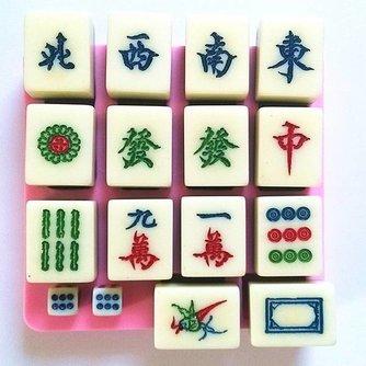 Bakvorm Mahjongg