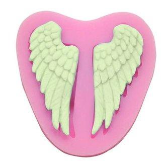 Siliconen Vleugels Mal