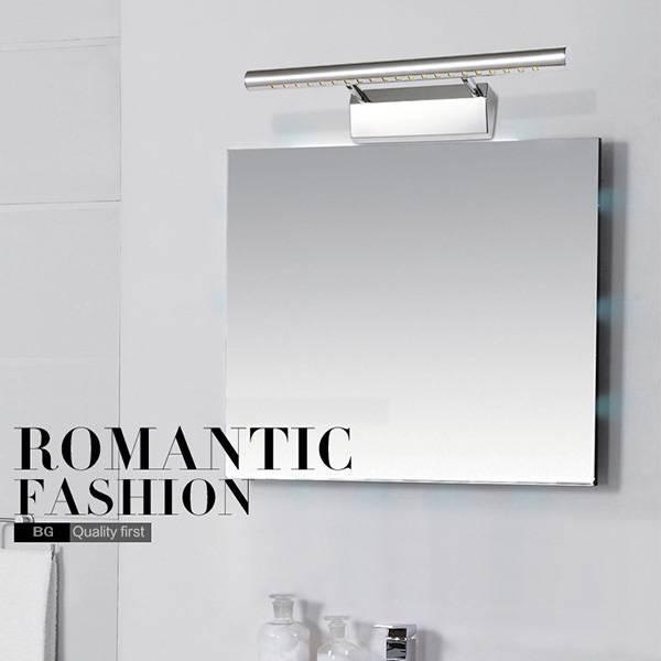 Beautiful Badkamer Lamp Spiegel Contemporary - New Home Design 2018 ...