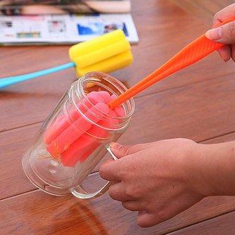 Vacuüm Spons Voor Glazen