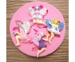 Bakvorm met Engeltjes