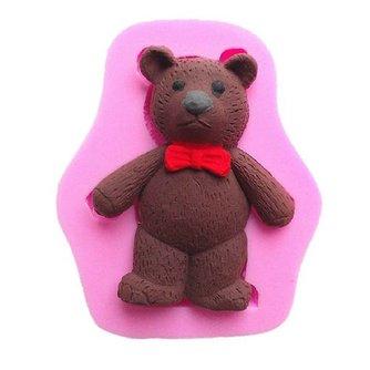 3D Vormen Siliconen Teddybeer