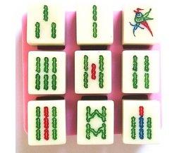 Bakvorm Mahjong Stenen