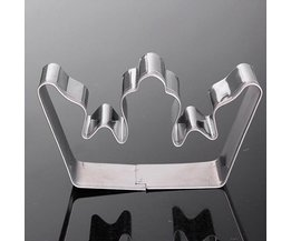 Koekjes Uitstekers met Kroonvorm