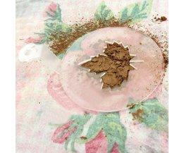 Taart Sjablonen Maple Leaf