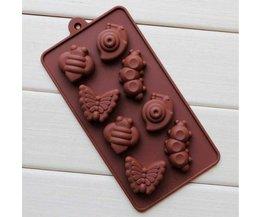 Siliconen Muffinvormpjes