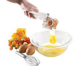 Apparaat om Eieren te Kraken en Scheiden