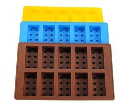 Eetbare Legoblokjes Maken
