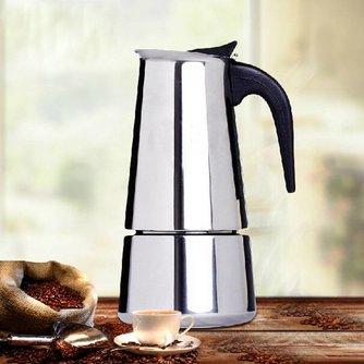 Koffie Percolator 2Kops