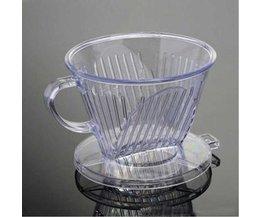 Filterhouder Voor Koffie