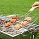 Visrooster voor Barbecue