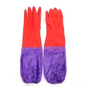 Latex Afwashandschoenen