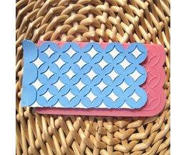 Siliconen Bakvorm Met Motief