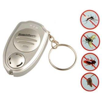 Ultrasonische Elektronische Anti-Muggen Sleutelhanger