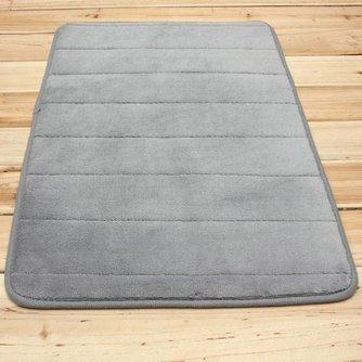 Vloermat van Micro Suede (40 x 60 cm)
