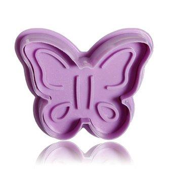 Koekjes Uitsteker Vlinder