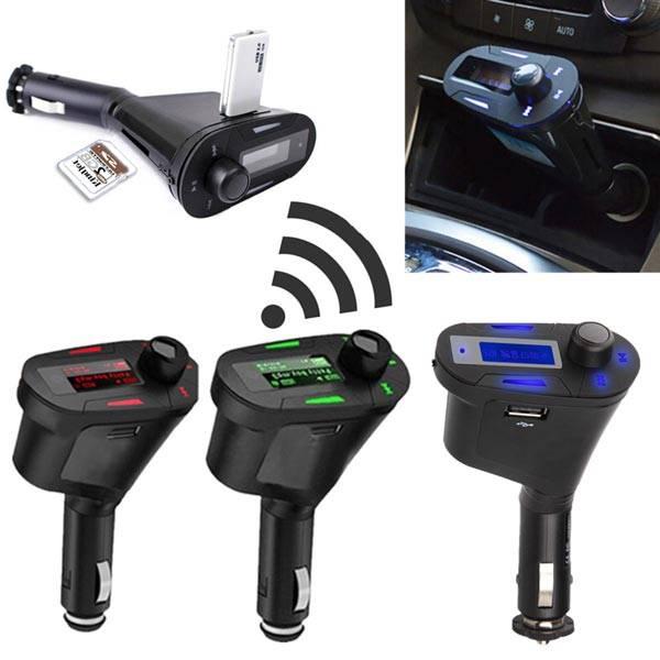 Autoradio met Bluetooth