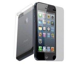 Screen Protector Voor- en Achterkant voor iPhone 5