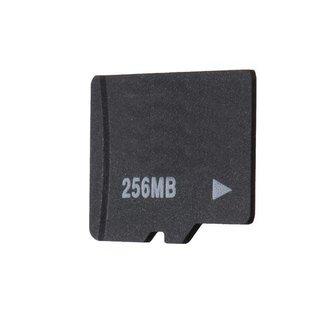Micro SD 256MB Geheugenkaart