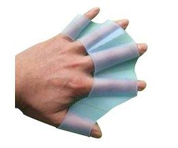 Siliconen Handzwemvliezen