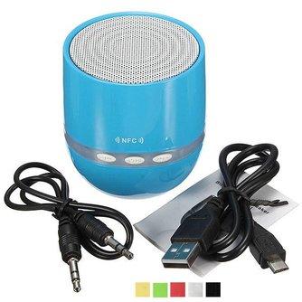 Portable Mini Bluetooth Speakers met LED