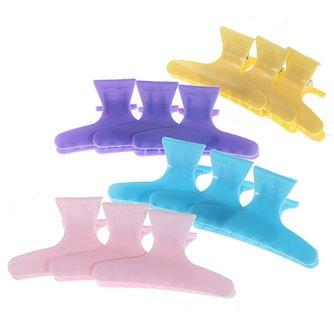 Set van Gekleurde Haarklemmen