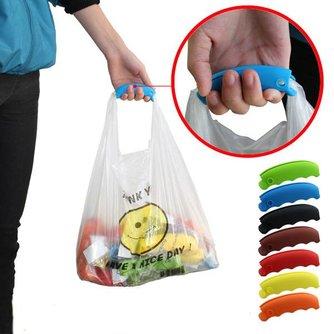 Gekleurde Siliconen Tas Handvat