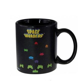 Bedrukte Mok met Space Invaders Opdruk