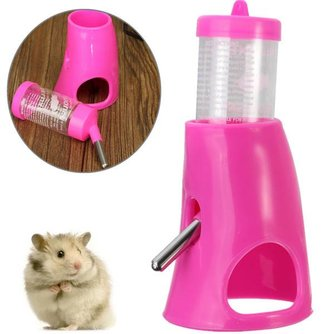 Drinkfles Hamster