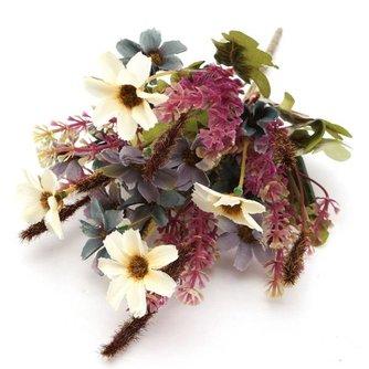 Zijden Bloemen Margriet