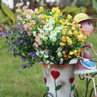 Kunstbloemen Van Zijde