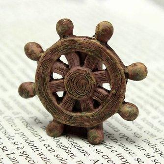 Miniatuur Scheepswiel