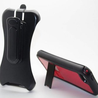 Plastic Beschermhoesje voor iPhone 5 3-Delig