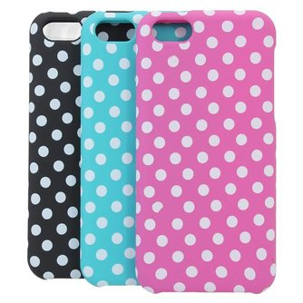 Hoesje met Polka Dots voor iPhone 5C