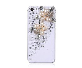 Glinsterende iPhone 5C-Cover