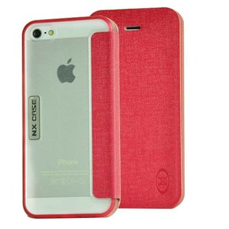 Hoesje Flipbook voor iPhone 5S