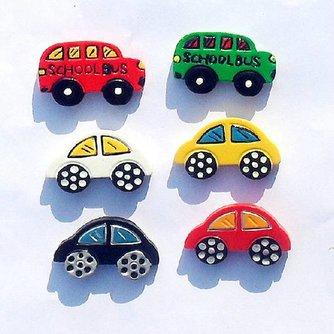 Decoratie Magneet Auto